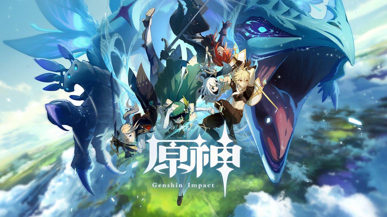 PS4《原神 Genshin Impact》发售日公开预告
