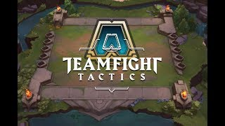 Автошахматы лиги легенд! Teamfight Tactics