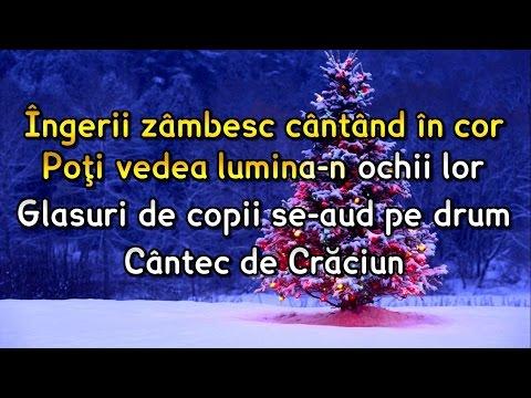 Noapte de Craciun - Karaoke (Full HD)