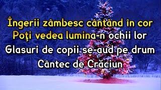 Noapte de Crăciun - Karaoke (Full HD)