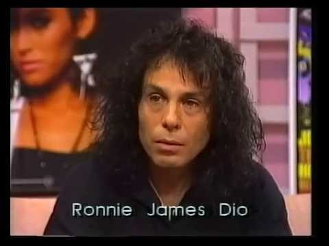 Ronnie James Dio Interview on Sounds with Donnie Sutherland (Australia)