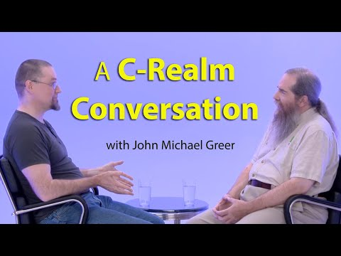 A Conversation with John Michael Greer