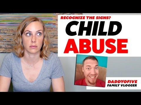 DaddyOFive - CHILD ABUSE?   Kati Morton Therapist & PTSD