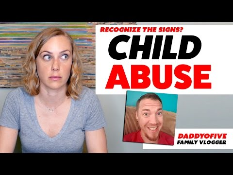Thumbnail: DaddyOFive - CHILD ABUSE? | Kati Morton Therapist & PTSD daddyoffive