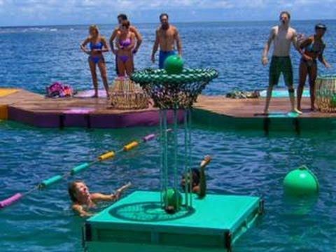Survivor: Cagayan - Immunity Challenge:  Octopus' Garden