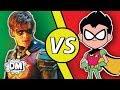 Teen Titans Go! vs DC TITANS | Dream Mining