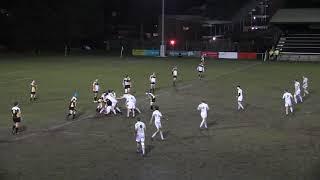 CURFC vs Penguins - Cross-field Kick Try
