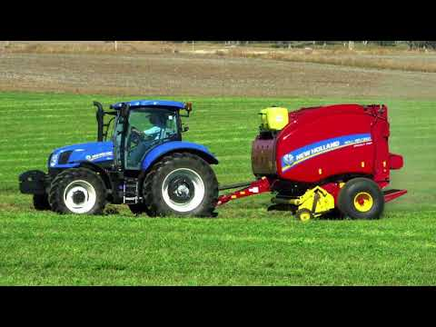 New Holland 300 Series Automatic Preservative Applicator