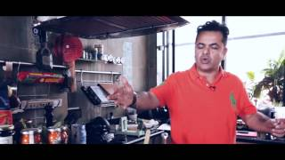 Chef Vicky Ratnani makes cooking easy with Olive Tree Trading products
