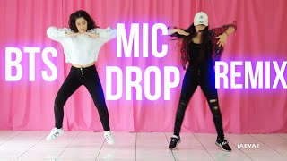 BTS (방탄소년단) MIC DROP REMIX DANCE COVER