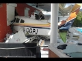 Piper PA-28-161 Warrior II - F-OGPJ - Crash Petit-Bourg - Guadeloupe