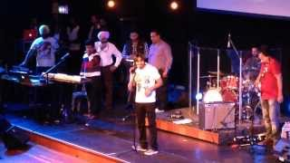 Babbu Mann New Song Live in Sydney 2013