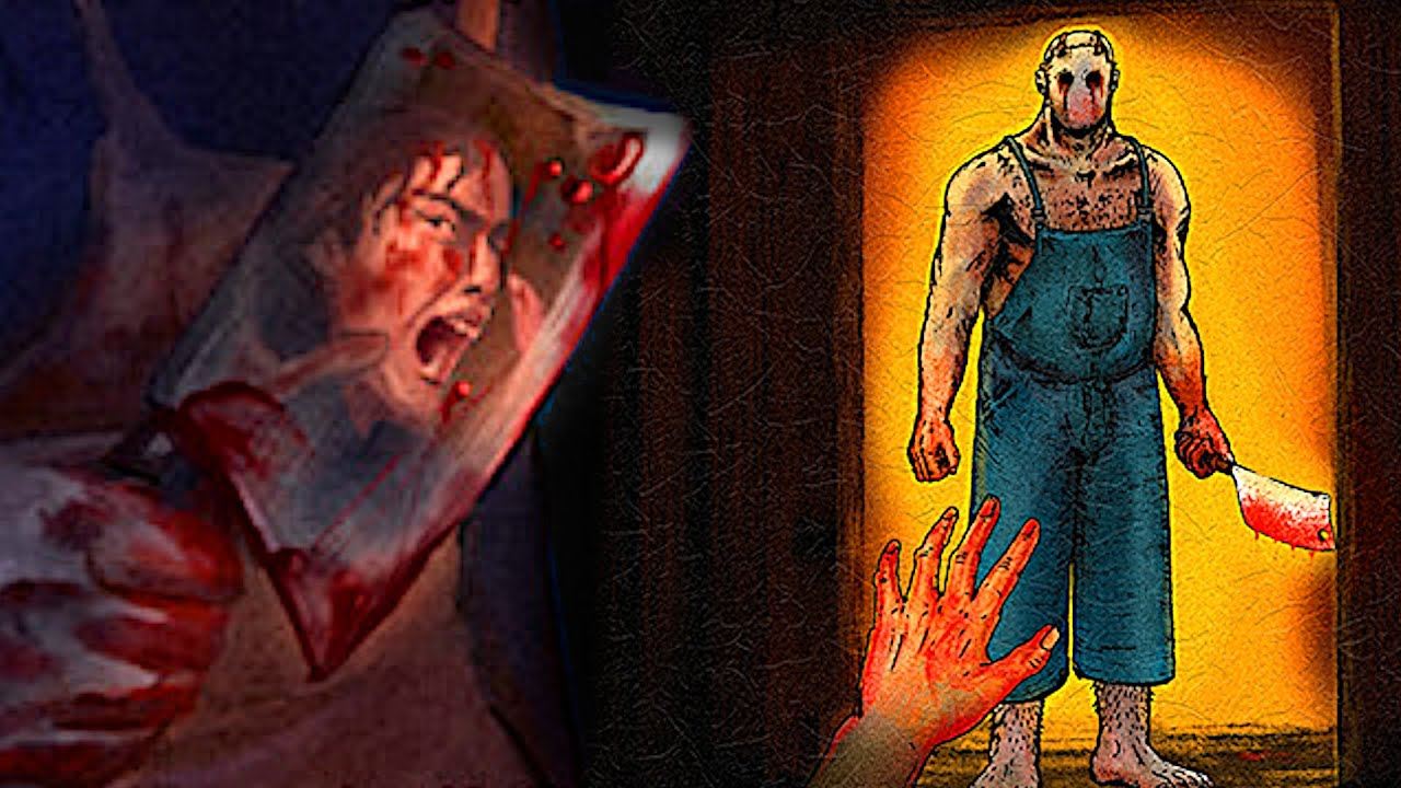 Lights Camera Slaughter! - Try To Survive An 80's Slasher In A Game Where You Don't Survive