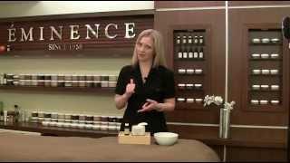 Mixology Monday - Strawberry Rhubarb Hyaluronic Serum & Coconut Age Corrective Moisturizer Thumbnail