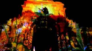 Espectáculo de Luz, Cor e Som - Praça do Comércio - Lisboa