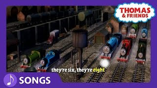 The Roll Call Song Teaser | Thomas & Friends