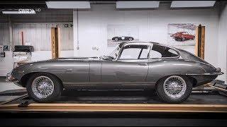 Auto-Ikonen: Jaguar E-Type