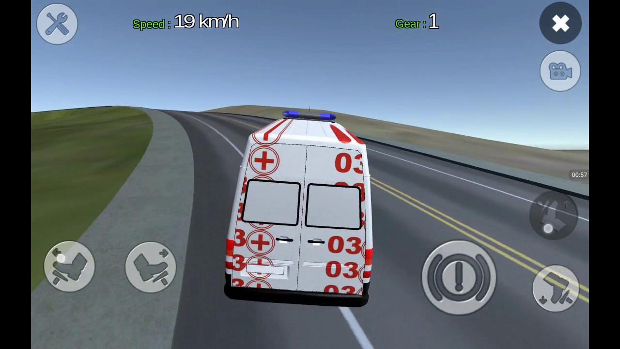 real ambulance driving real ambulance driving
