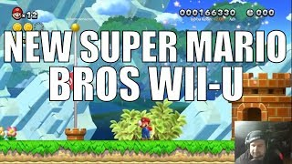 New Super Mario Bros. U ( Wii U )