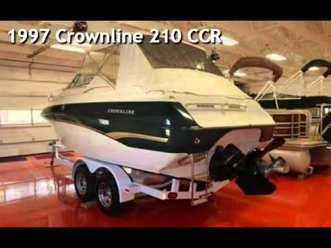 1997 Crownline 210 CCR for sale in Angola, IN