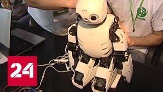 видео Радиоуправляемые роботы