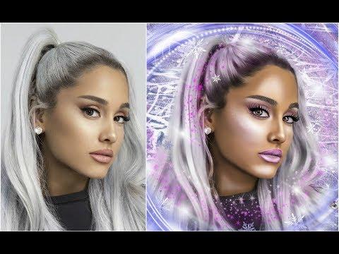 Дрим Арт по фото Арианы Гранде | Dream Art On Photo Ariana Grande