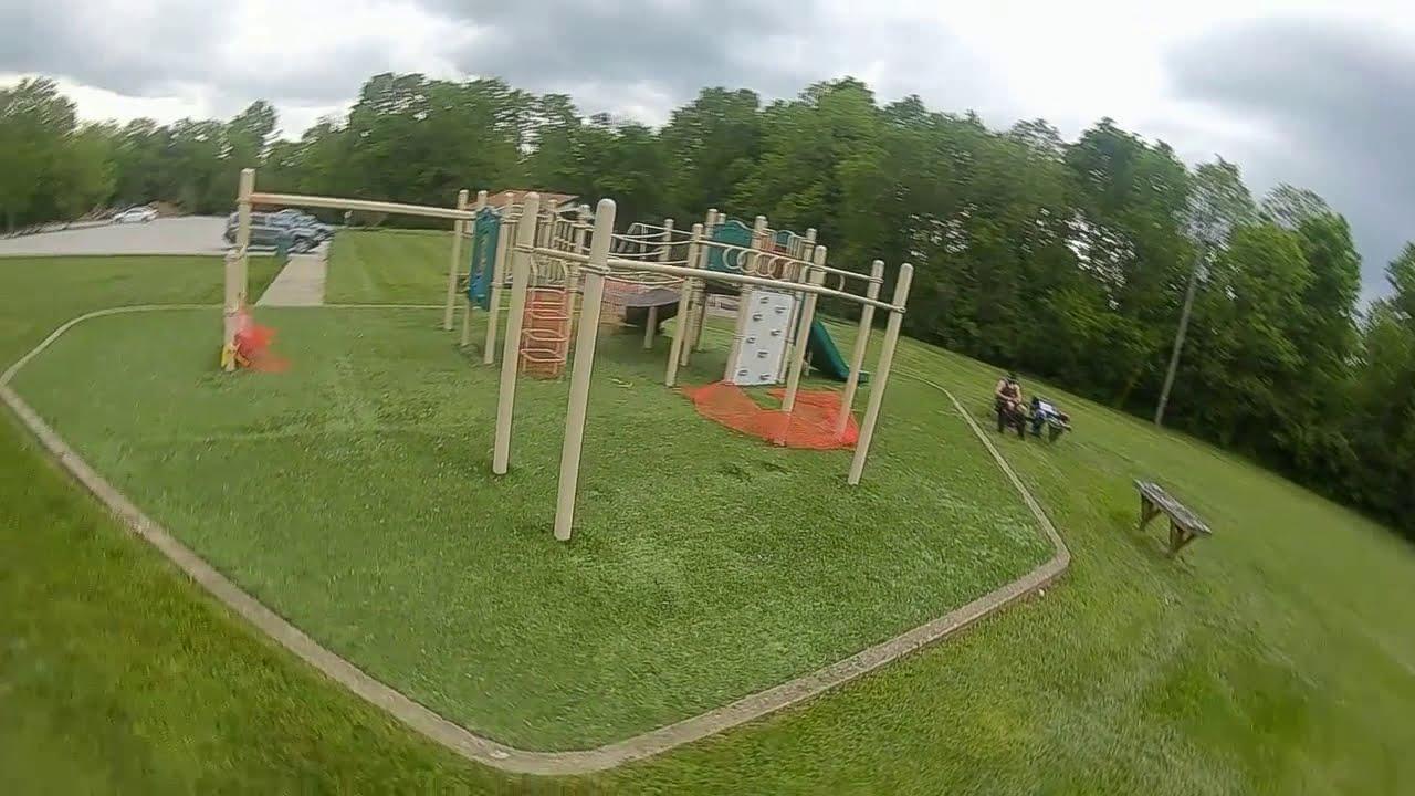 "CoViD Playground Cruising 3"" Intrepid with DJI Digital FPV картинки"