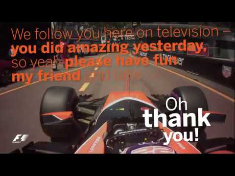 2017 Monaco Grand Prix: Best Of Team Radio