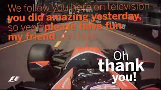 2017 Monaco Grand Prix: Best Of Team Radio