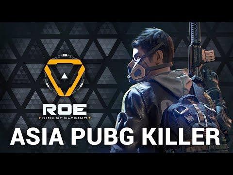 » Ring of Elysium! « Asia PUBG Killer, Erste Eindrücke mit Entdeckerdye7 👨🔬