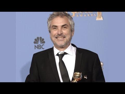 Alfonso Cuarón Golden Globes 2014