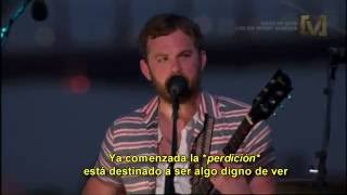 Repeat youtube video Kings of Leon - Pyro / Wait for me (Subtitulado)