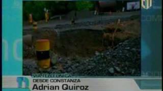 Reporte de Adrian Quiroz :: Telesistema 11