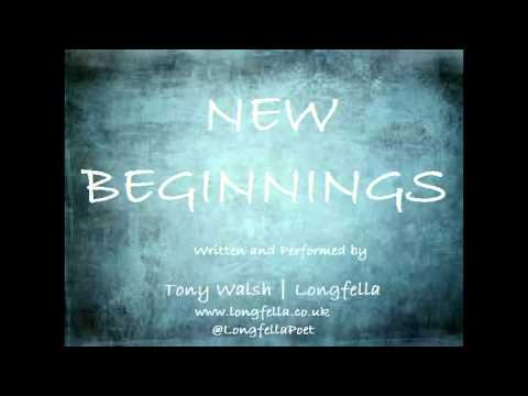 New Beginnings: A poem of welcome and inspiration. - YouTube