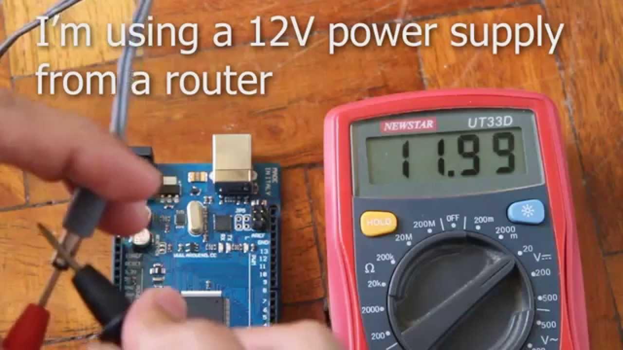 Broken Voltage Regulator On Arduino Mega