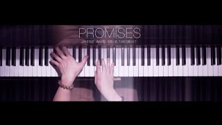 Jhene Aiko - Promises | The Theorist Piano Cover