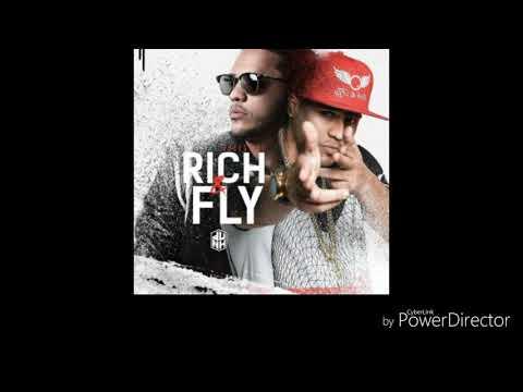 Juhn El AllStar- Rich & Fly (Freestyle)