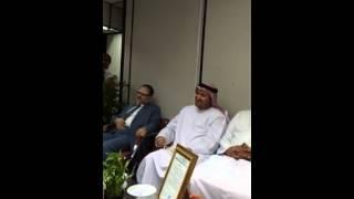 كلمة رئيس مجلس الإدارة (إفتتاح شركة النيل واﻷهرام)