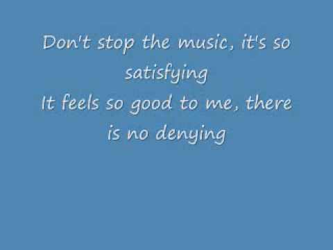 Yarbrough & Peoples Don't Stop the music lyrics