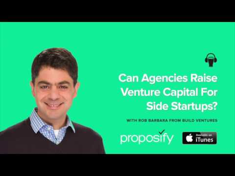 Can Agencies Raise Venture Capital For Side Startups? - ADB-025