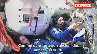 Thomas Pesquet : « Niveau look, SpaceX, c'est un peu '2001, l'Odyssée de l'espace' »