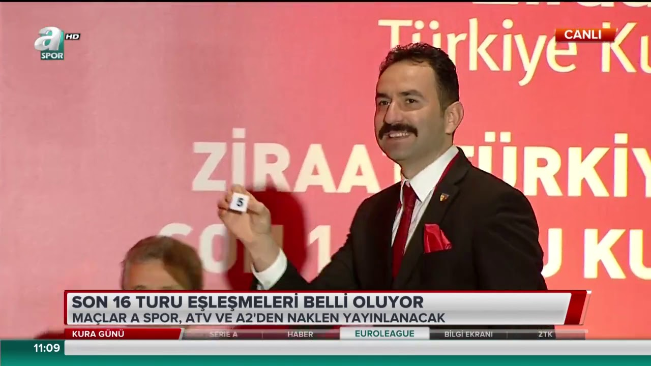 Ziraat Türkiye Kupasında Son 16 Turu Eşleşmeleri Belli Oldu 53