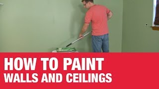 How To Paint Walls And Ceilings - Ace Hardware