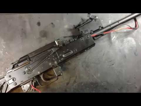 TM Recoil AK Disassembly