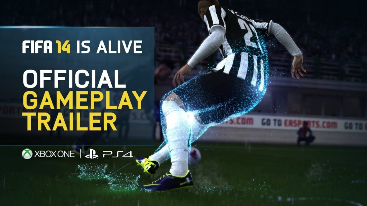 FIFA 14 is Alive - Official Gameplay Trailer