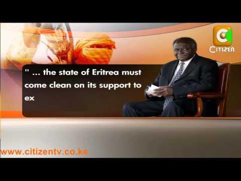 IGAD Condemns Eritrea