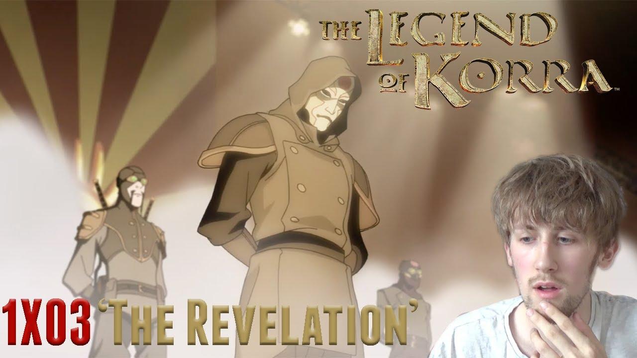 Download The Legend of Korra Season 1 Episode 3 - 'The Revelation' Reaction