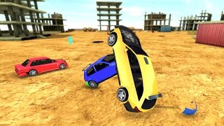 Car Crash & Demolition Arena (by Gamonaut 3D Games) Android Gameplay [HD]