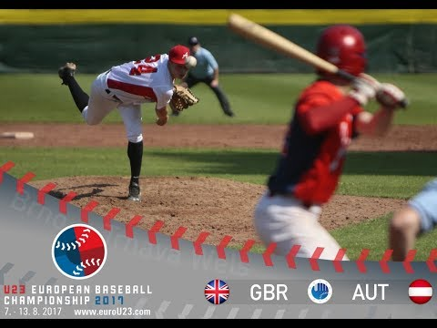 EuroU23 - Great Britain vs. Austria