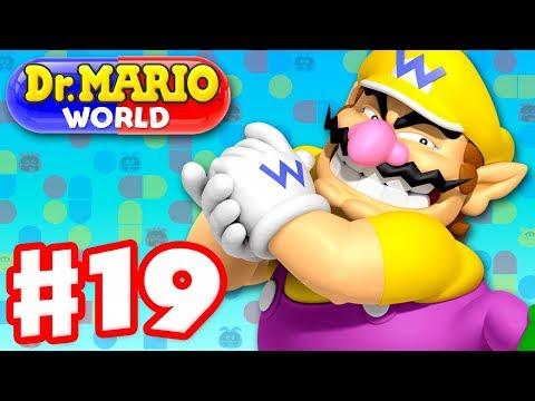 Dr Mario World - Gameplay Walkthrough Part 19 - Levels 191-200 iOS